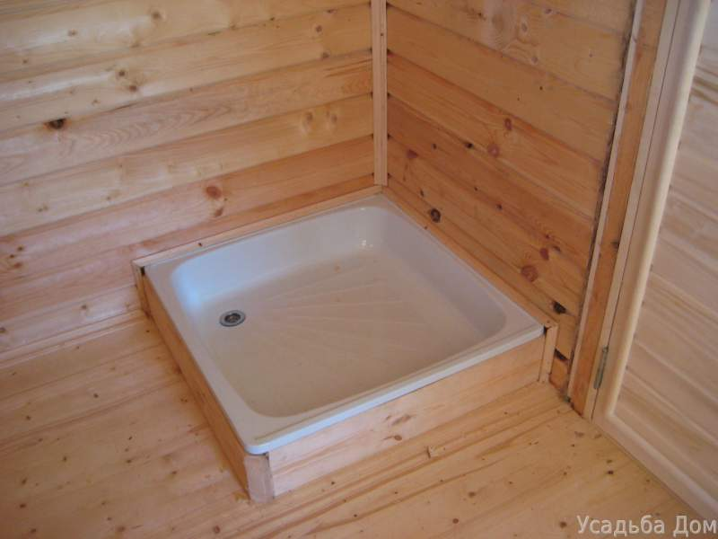 Готовая баня под ключ