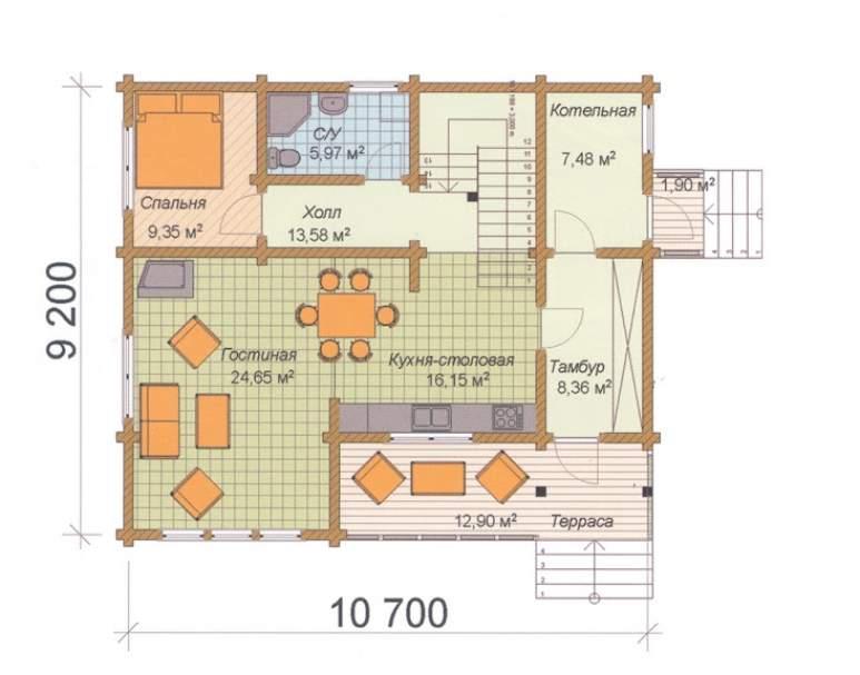 Дом ФАБ-111 (нажмите для увеличения)