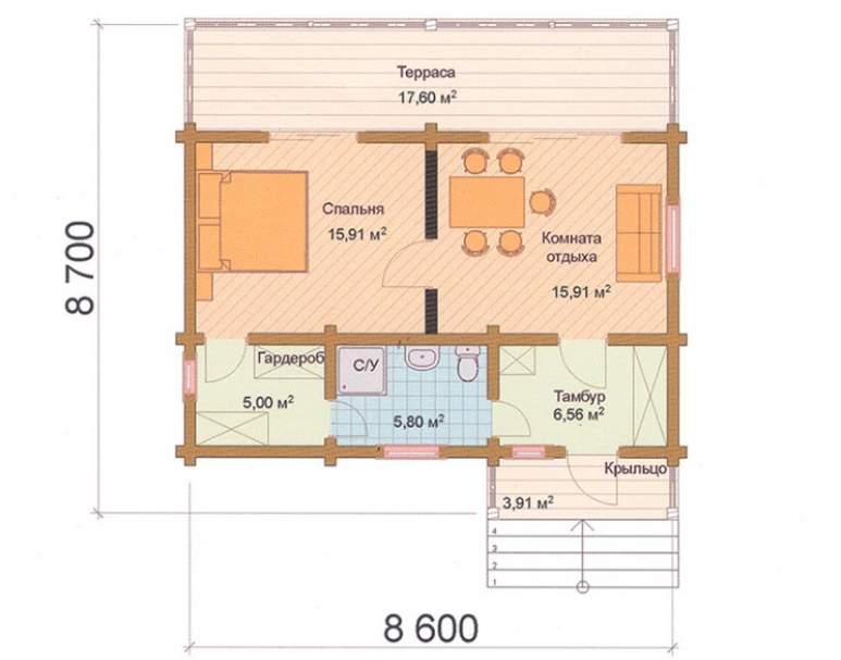 Дом ФАБ-101 (нажмите для увеличения)