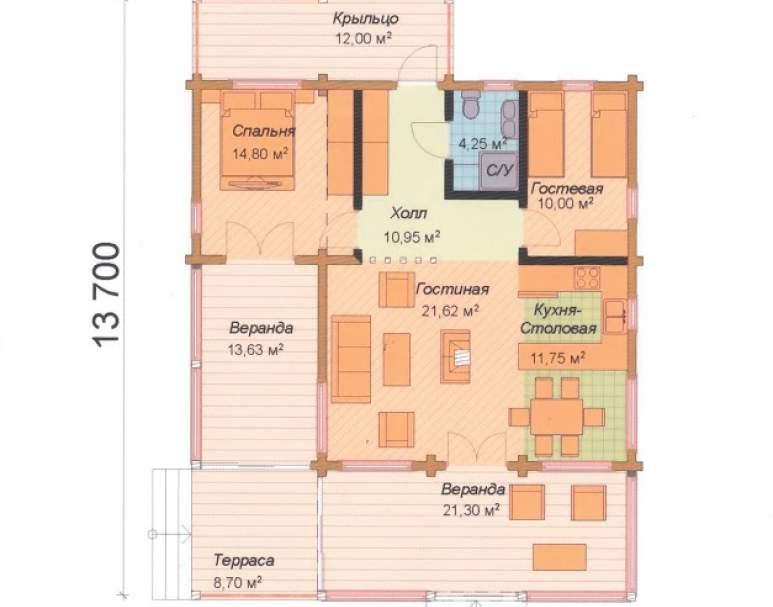 Дом ФАБ-106 (нажмите для увеличения)