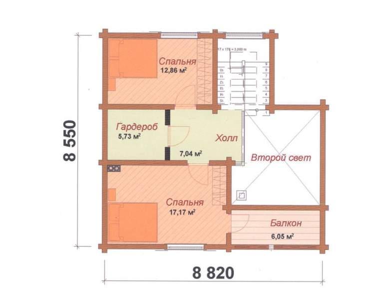 Дом ФАБ-108 (нажмите для увеличения)